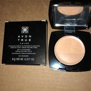 Avon True color flawless foundation